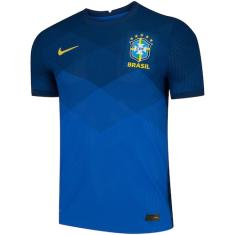 Camisa Jogo Brasil II 2020/21 Nike
