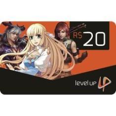 Imagem de Gift Card Digital Level Up R$ 20