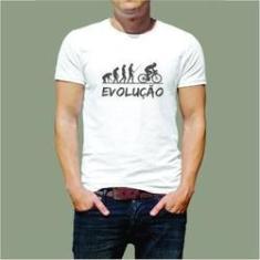 Imagem de Camiseta Camisa Esportiva Evolução Bike MTB Ciclismo Dry-Fit Poliamida  86366