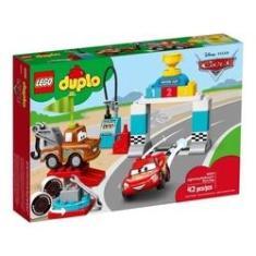 Imagem de LEGO Duplo - Dia da corrida de relampago Mcqueen 10924