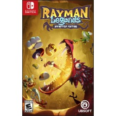 Jogo Rayman Legends Ubisoft Nintendo Switch