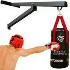 Imagem de Suporte Para Saco De Boxe Com Giratorio