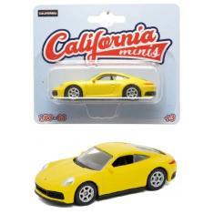 Imagem de Porsche 911 Carrera 4S - California Minis - 1/64 - Welly