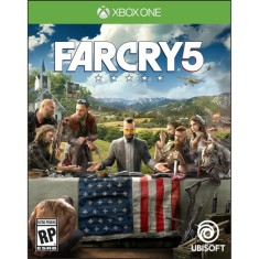 Jogo Far Cry 5 Xbox One Ubisoft
