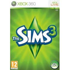 Jogo The Sims 3 Xbox 360 EA