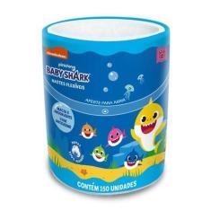 Imagem de Hastes Flexíveis Baby Shark 150 Unidades - Cremer