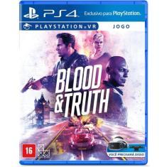 Imagem de Jogo Blood & Truth PS4 Long Jump
