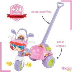 Imagem de Triciclo com Pedal Magic Toys Tico-Tico Meg