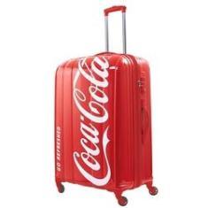 Imagem de Mala de Viagem Grande Coca-Cola Split
