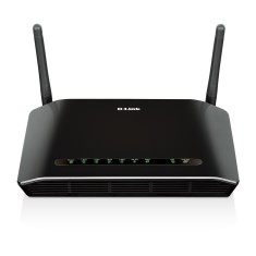 Modem Roteador Wireless 300 Mbps D-Link