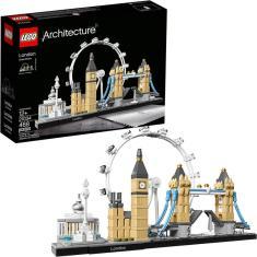 Imagem de Lego Architecture Londres 468 Peças