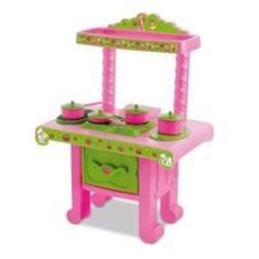 Imagem de Cozinha Encantada da Moranguinho - Mimo Toys
