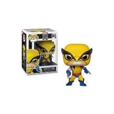 Imagem de Funko Pop! Wolverine - Edição 80 Anos Marvel (Primeira Aparição Incrível Hulk Ed. 181) #547
