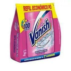 Imagem de Vanish Oxi Action Tira Manchas Em Pó Refil Econômico 2,5kg