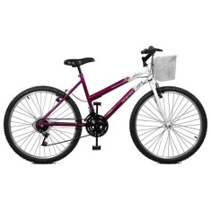 Bicicleta Master Bike 21 Marchas Aro 24 Freio V-Brake Serena Plus
