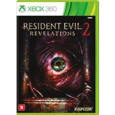 Imagem de Jogo Resident Evil: Revelations 2 Xbox 360 Capcom