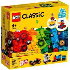 Imagem de LEGO 11014 Classic - Blocos e Rodas
