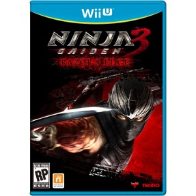 Jogo Ninja Gaiden 3: Razors Edge Wii U Tecmo