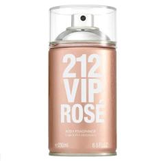 Imagem de Body Spray Carolina Herrera 212 VIP Rosé Feminino 250ml