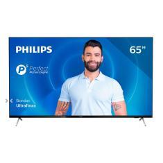 """Imagem de Smart TV LED 65"""" Philips 4K HDR 65PUG7625/78 3 HDMI"""