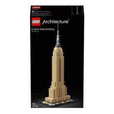Imagem de Lego Empire State Building 21046 Lego Architecture