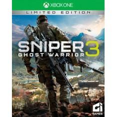 Jogo Sniper Ghost Warrior 3 Xbox One CI Games