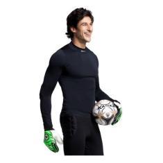 Imagem de Camisa Goleiro Futebol Slim Alta Compressão Kanxa Strech
