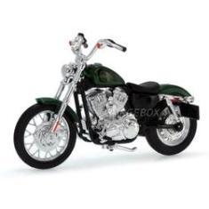 Imagem de Harley Davidson XL1200V Seventy-Two 2012 Maisto 1:18 Série 32