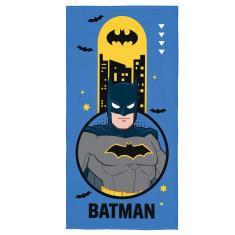Imagem de Toalha De Banho Veludo Infantil Batman Ii Lepper