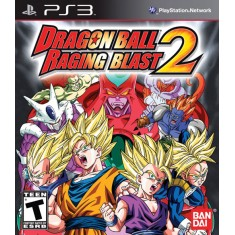 Jogo Dragon Ball: Raging Blast 2 PlayStation 3 Bandai Namco