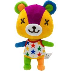 Imagem de Animal Crossing New Plush Figure Doll Stuffed Animal Toy Gift 8 polegadas (Pontos)