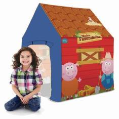 Imagem de Barraca Infantil Tenda Minha Fazendinha - Bang Toys
