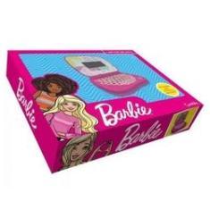 Imagem de Laptop Barbie Infantil - Candide - Português/Inglês 19X12Cm