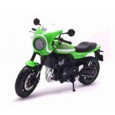 Imagem de Kawasaki Z900RS Cafe 1:12 Maisto Verde