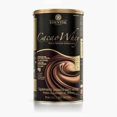 Imagem de CACAO WHEY 900g essential nutrition