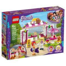 Imagem de Lego Friends Café Do Parque Hearthlake City 224 Peças 41423