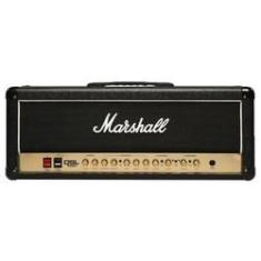 Cabeçote Guitarra Marshall Dsl 100 H Valvulado