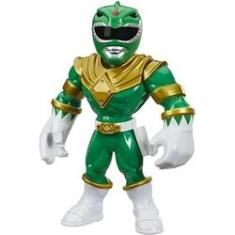 Imagem de Playskool Heroes Power Rangers - Verde - Mega Mighties - Green Ranger E6730