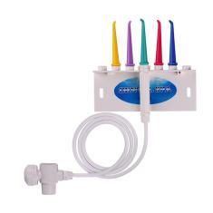 Imagem de Irrigador Oral Jato De Água Dental Flosser Dentes Flossing Pick Cleaner Tool Set