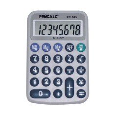 Calculadora De Bolso Procalc PC083