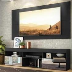 """Imagem de Rack com Painel P/TV até 65"""" e Espelho Flórida Multimóveis"""