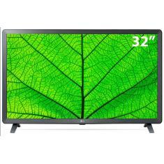 """Smart TV LED 32"""" LG ThinQ AI HDR 32LM627BPSB 3 HDMI"""