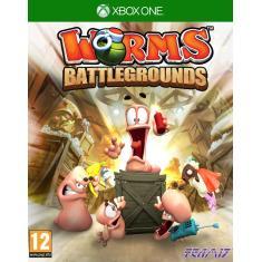 Imagem de Jogo Worms Battlegrounds Xbox One Team17