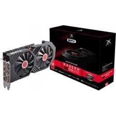 Placa de Video ATI Radeon RX 580 8 GB DDR5 256 Bits XFX RX-580P8DFD6