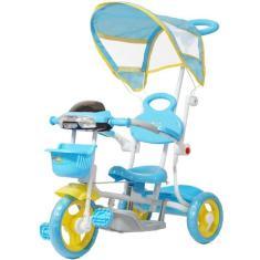 Imagem de Triciclo com Pedal Importway Motoca BW003
