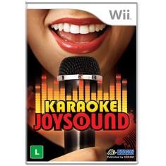 Jogo Karaoke Joysound Wii Konami