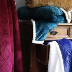 Imagem de Cobertor Queen Sherpa Duo - Casa e Conforto