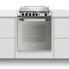 Imagem de Fogão de Embutir Electrolux 56EXT 4 Bocas Acendimento Automático Grill