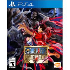 Jogo One Piece: Pirate Warriors 4 PS4 Bandai Namco