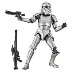 Imagem de Figura Star Wars Metallic Stormtrooper Grafite Hasbro E9923